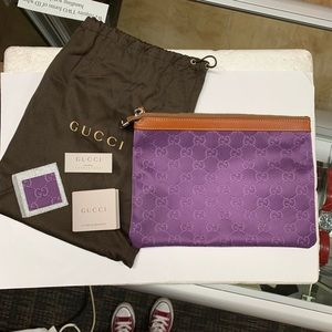 Gucci Cosmetic Bag